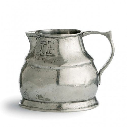 Vintage Small Pitcher by Arte Italica Pewter