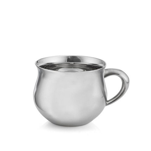 Nambe Kibo Baby Cup Stainless Steel