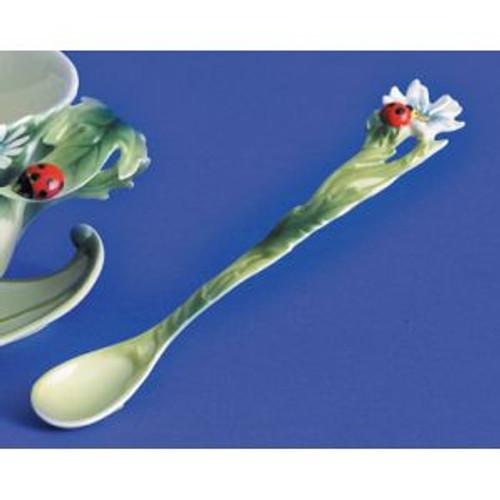 Franz Porcelain Ladybug Spoon FZ00139