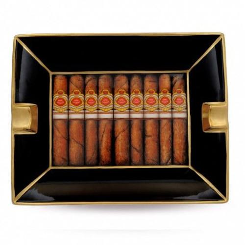 Halcyon Days Cigars Ashtray BCCIG02ASG