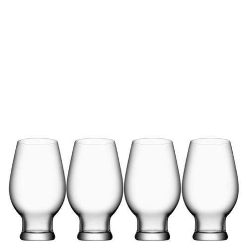 Orrefors Beer Ipa Set of 4