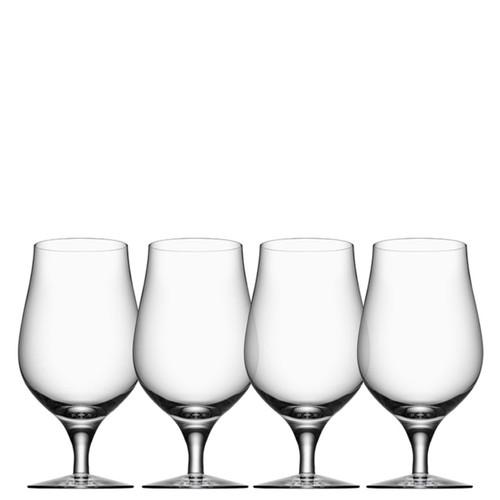 Orrefors Beer Taster Set of 4
