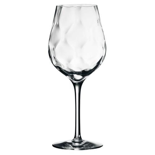 Orrefors Dizzy Diamond Water Wine Goblet