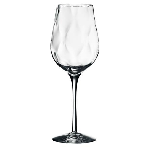 Orrefors Dizzy Diamond Wine Glass