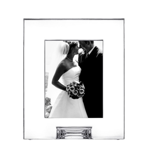 Orrefors Frames Plaza Picture Frame 5 X 7 Inch