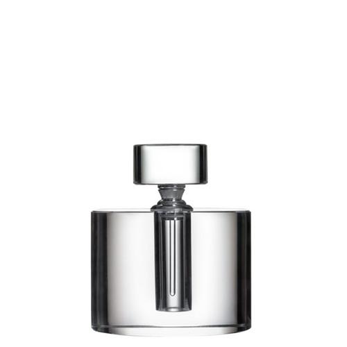 Orrefors Ice Perfume Bottle Oval