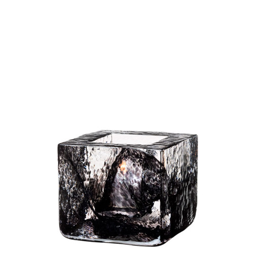 Kosta Boda Brick Votive Black MPN: 7061030 Designed by Anna Ehrner