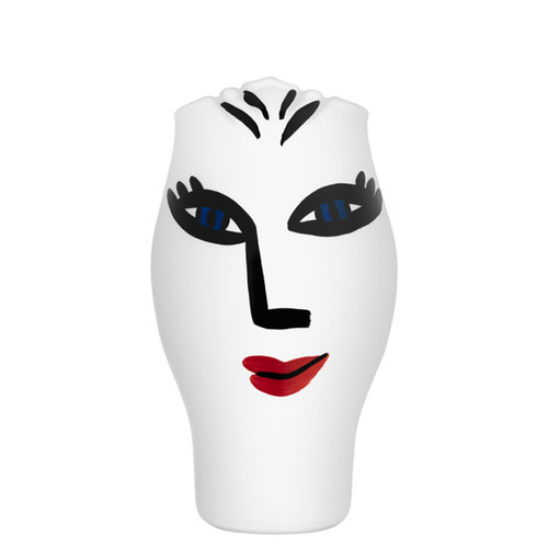 Kosta Boda Open Minds Vase White
