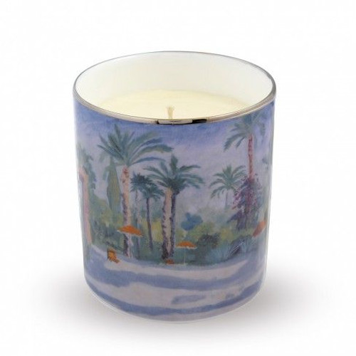 Halcyon Days Garden At Mamounia Hotel Candle