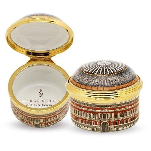 Halcyon Days Royal Albert Hall Box