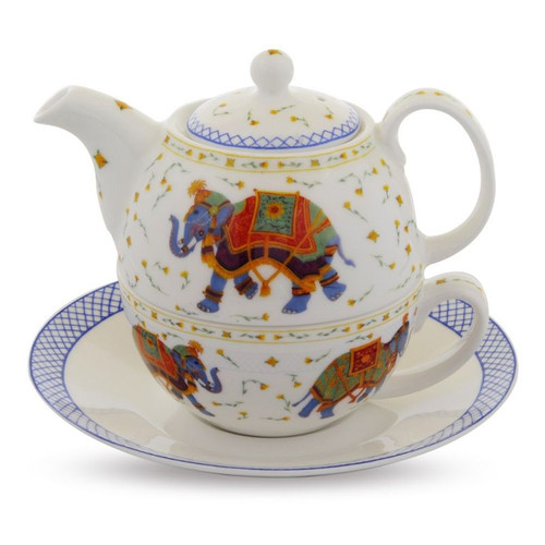 Halcyon Days Tea For One Indian Elephant