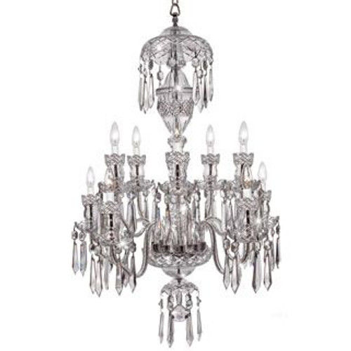 Waterford Avoca 10 Arm Chandelier