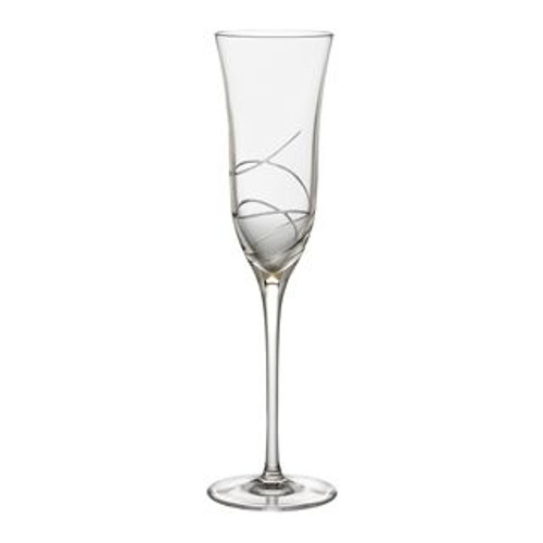 Waterford Ballet Ribbon Essence Champagne Flute 8 Oz