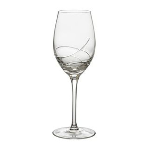Waterford Ballet Ribbon Essence White Wine 14 Oz
