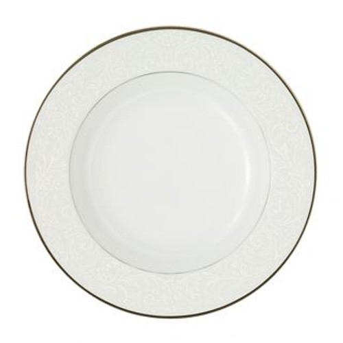 Waterford Barons Court Rim Soup Plate 9 Inch