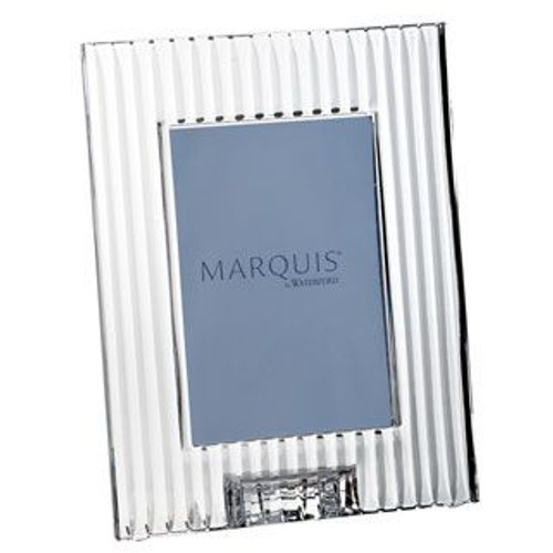 Waterford Marquis Bezel 5 Inch X 7 Inch Picture Frame Portrait