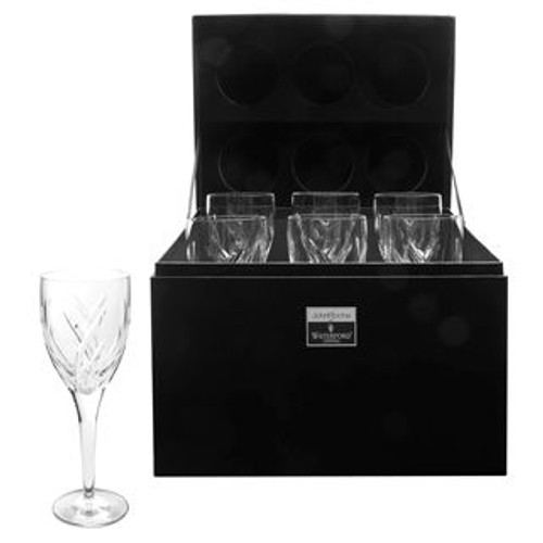 Waterford Signature Red Wine Gift Box Set Of 6 By John Rocha