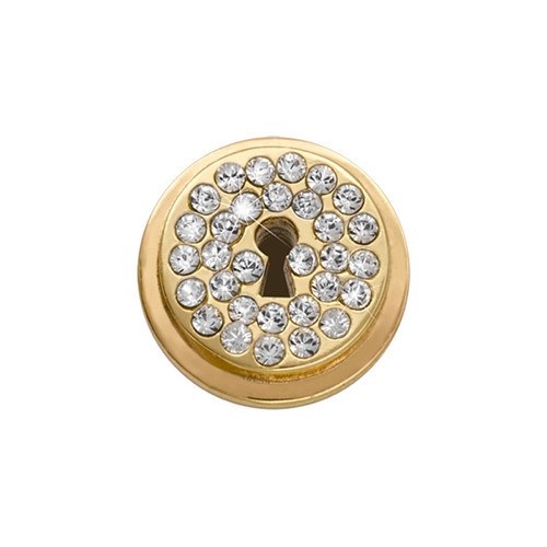Nikki Lissoni Gold-Plated Locky You Coin That Fits S Rings MPN: RC2009G EAN: 8718819234104