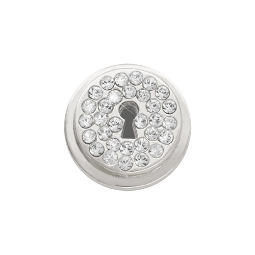 Nikki Lissoni Silver-Plated Locky You Coin That Fits S Rings MPN: RC2009S EAN: 8718819233206