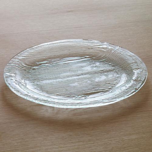 Annieglass Grove Round Platter 14 Inch