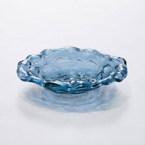 Annieglass Indigo Small Bowl 8 Inch