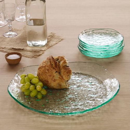 Annieglass Salt Platter 16 Inch