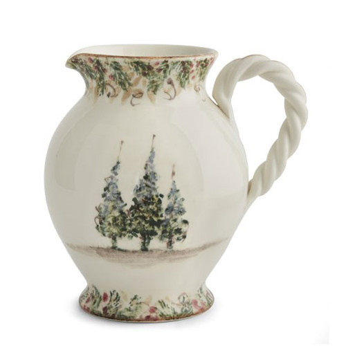 Arte Italica Natale Large Pitcher NAT6820