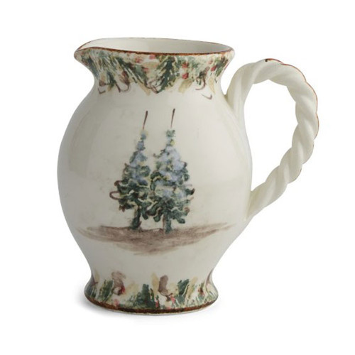 Arte Italica Natale Small Pitcher NAT6821