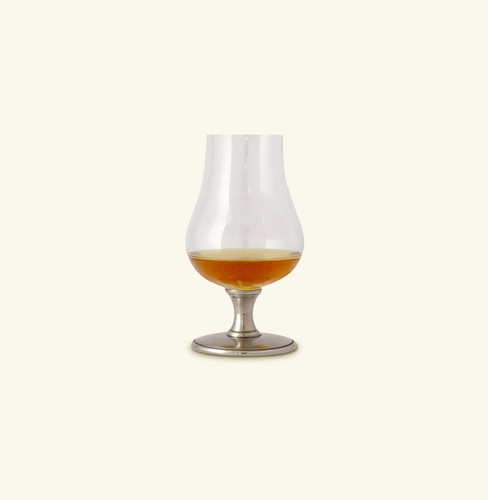 Match Pewter Bourbon Glass 1365