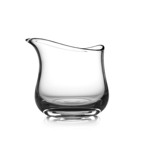 Nambe Moderne Art Vase Short clear MT0982