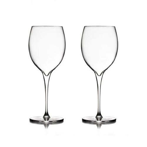 Nambe Vie Chardonnay Wine Glasses Set of 2 MT0950