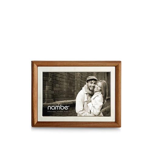 Nambe Hayden Picture Frame 4 x 6 Inch MT0916