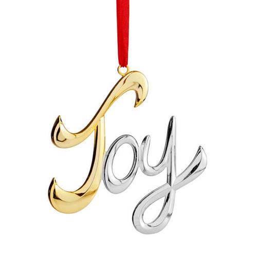 Nambe Joy Ornament MPN: MT0879