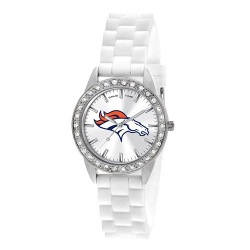 NFL Denver Broncos Frost Ladies Watch XWL1103