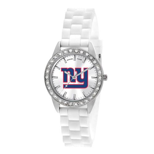 NFL New York Giants Frost Ladies Watch XWL1114