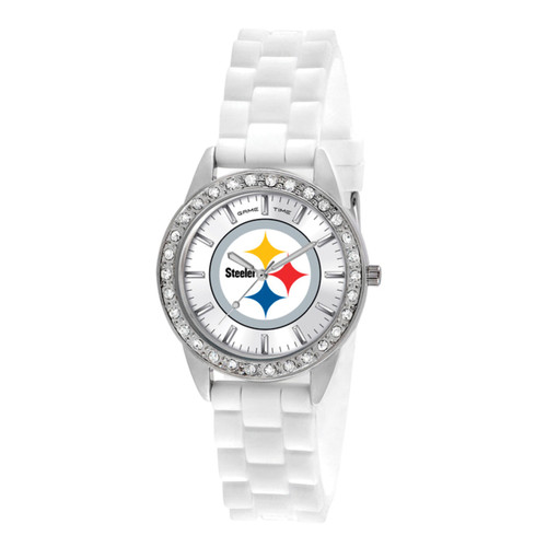 NFL Pittsburgh Steelers Frost Ladies Watch XWL1118