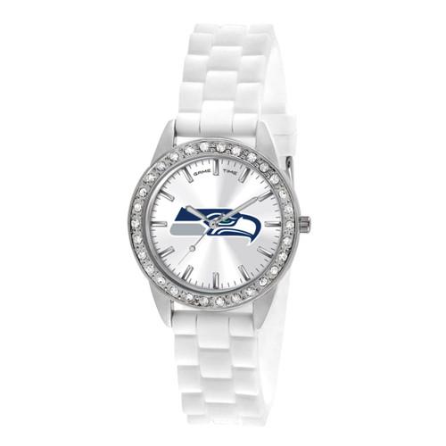 NFL Seattle Seahawks Frost Ladies Watch XWL1121