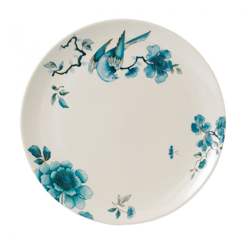 Wedgwood Blue Bird Dinner Plate 11 Inch