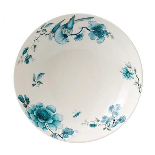 Wedgwood Blue Bird Pasta Bowl 9.8 Inch