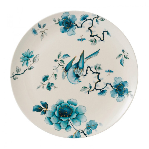 Wedgwood Blue Bird Service Plate 13.8 Inch