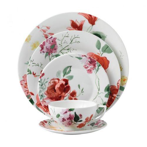 Wedgwood Jasper Conran Floral 5-Piece Place Setting