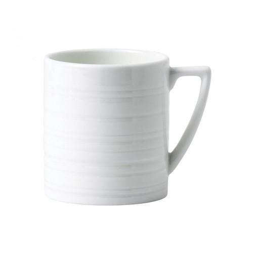 Wedgwood Jasper Conran White Strata Espresso Cup