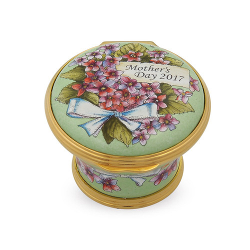Halcyon Days 2017 Annual Mothers Day Box ENMD170101G