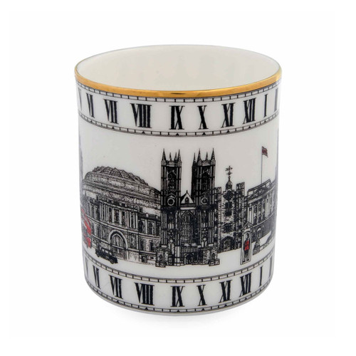 Halcyon Days London Icons Filled Candle