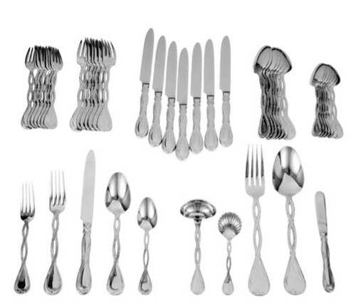 Ricci Regale Polished 45 Piece Service For 8