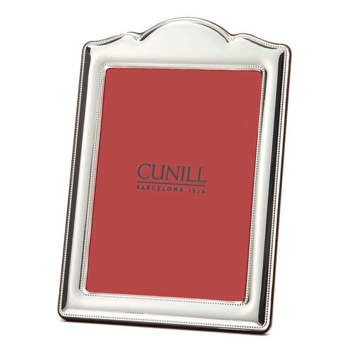 Cunill Anniversary 8 x 10 Inch Picture Frame - Sterling Silver