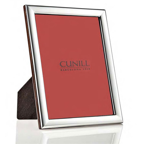 Cunill Danube 4 x 6 Inch Picture Frame - Sterling Silver