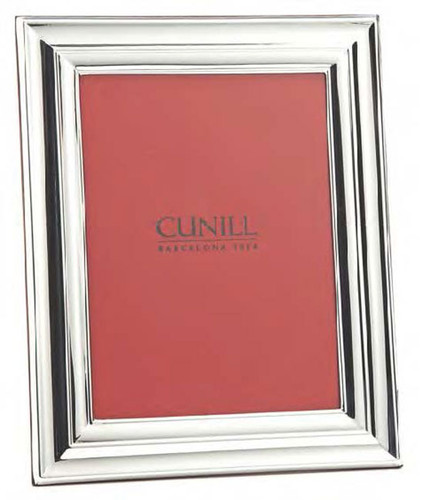 Cunill Empire 5 x 7 Inch Picture Frame - Sterling Silver