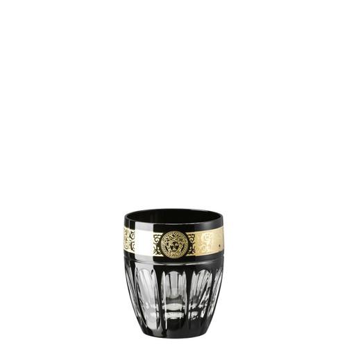 Versace Black Medusa Gala Prestige Whiskey DOF Double Old Fashioned