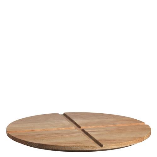 Kosta Boda Bruk Serving Board Lid Oak Large